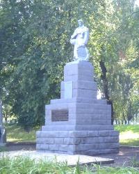 Братская могила в Алексеево-Дружковке