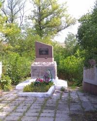 Воинский мемориал в Семеновке