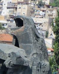 Памятник Агарь в Назарете