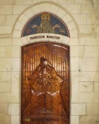 Францисканский монастырь Святой Екатерины в Вифлееме