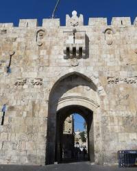 Львиные ворота Иерусалима