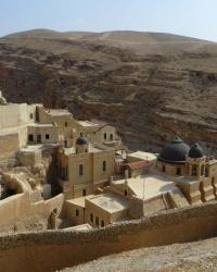 Лавра Саввы Освященного в Иудейской пустыне