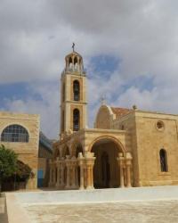 Монастырь святого Феодосия Киновиарха