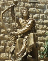 Безносый царь на горе Сион