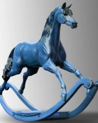 С Новым Годом! Лошадь