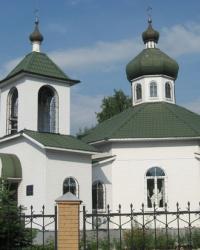 Свято-Преображенский храм в Волновахе