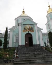 Успенская (Подольская) церковь в Житомире