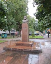 Памятник Карлу Марксу в Житомире