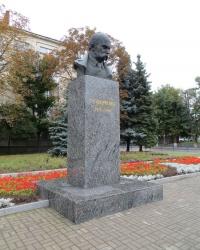 Памятник Т.Г.Шевченко в Житомире