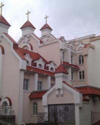 """Церковь """"Завет Иисуса Христа"""" в Житомире"""
