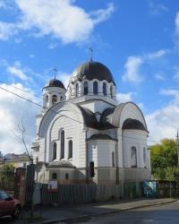 Киево-Подольская Введенская церковь