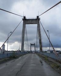 Рыбальский мост. Тайник