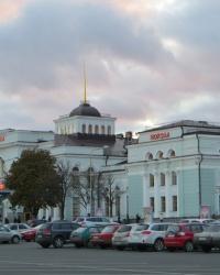 Донецкий железнодорожный вокзал