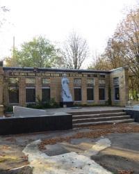 Воинский мемориал в Андреевке