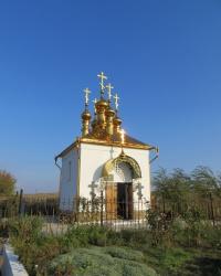 Всехсвятская часовня в селе Червоне