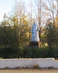 Памятник Дзержинскому в Миусинске