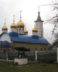 Храм иконы Божией Матери «Живоносный источник» в Грузско-Зорянке