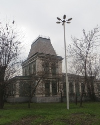 Бывший дом директора ДЮМО в Алчевске