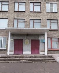 Памятные доски на здании школы № 3 в Алчевске