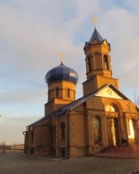 Храм Покрова Пресвятой Богородицы в честь Веры, Надежды, Любви и Софии в Алчевске
