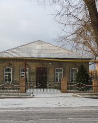 """Церковь """"Добрая весть"""" в поселке Новгородское"""
