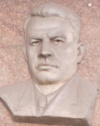 Памятная доска Трегубенко А.Ф. в Запорожье