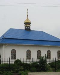 Свято - Казанский храм в селе Первомайское (Ясиноватский район)