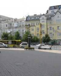 Первый киевский памятник А.С.Пушкину