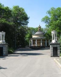 Церковь Святого Николая на Аскольдовой могиле в Киеве