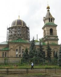 Свято-Николевская церковь в Дружковке