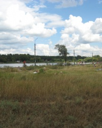 Озера Репное (Рапное) и Вейсово в Славянске