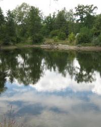Озеро Бездонное.Тайник