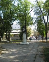 Памятник Богдану Хмельницкому в Симферополе