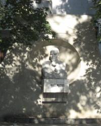 Памятник Семашко Н.А. в Симферополе