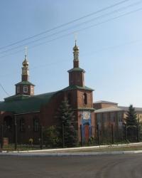 Свято Петро-Павловский храм в с.Розовка