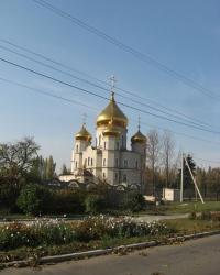 Храм Андрея Первозванного в Ждановке