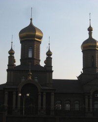 Свято-Покровский собор в г.Енакиево