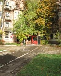 Памятник-бюст В.Г.Короленко в Мариуполе