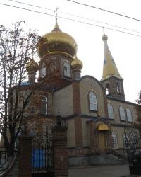 Свято-Николаевский кафедральный собор Мариуполя