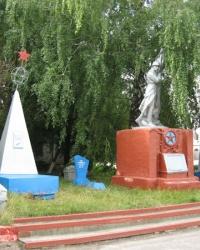 Мемориал воинам Великой Отечественной и Гражданской войн в Дробышево