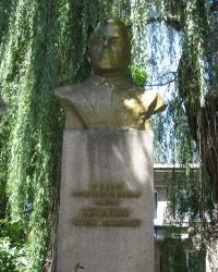 Памятник Николенко С.М. в Харцызске