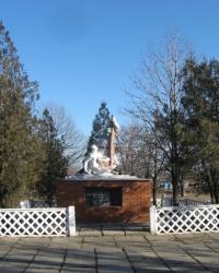 Памятник на братской могиле в Андреевке