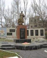 Мемориал воинам Красной Армии в Пантелеймоновке