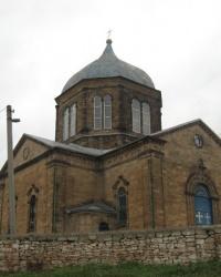 Свято - Димитриевский храм в Верхнеторецком