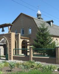 Свято-Преображенская церковь УГКЦ в Харцызске