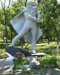 Мемориал на братской могиле в Горбачево-Михайловке
