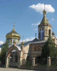 Свято-Николо-Преображенский собор в Луганске
