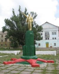 """""""Верхом на звезде"""" или Ленин в Зугресе"""