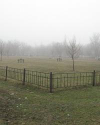 Кладбище немецких военнопленных в г.Горловка