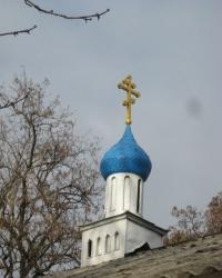 Церковь Илии Пророка в поселке Очеретино